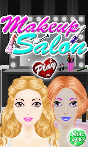 化妝水療沙龍 - 女生遊戲