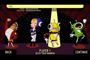 Screenshot of Sci-Fighters