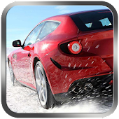 3D Snowy Racing Rally