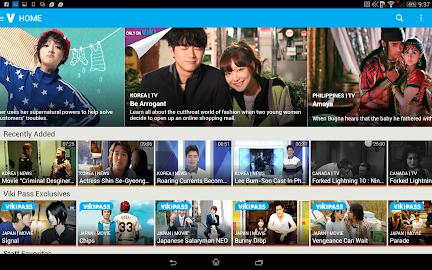 Viki: Free TV Drama & Movies Screenshot 1