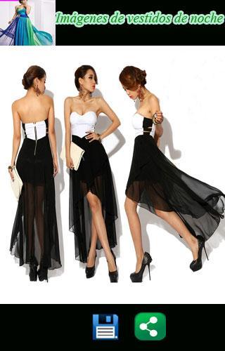 Size 6 black evening dress gf