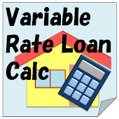 Variable Rate Loan Calculator
