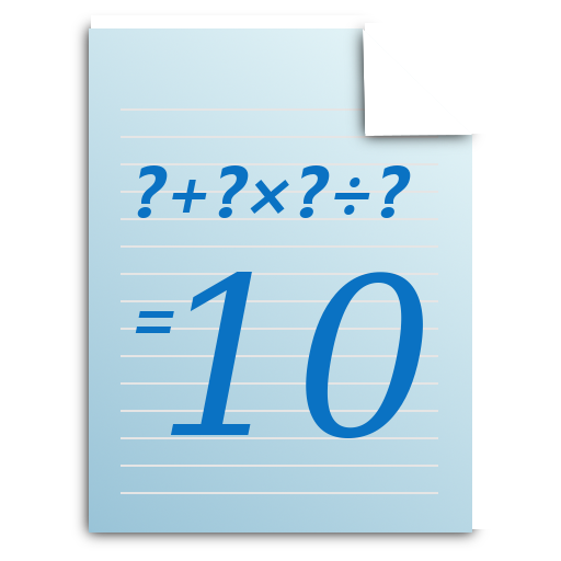 計算パズル Make Ten 解謎 App LOGO-硬是要APP
