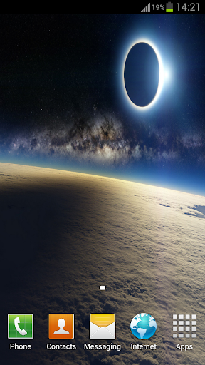 免費娛樂App|Eclipse live wallpaper|阿達玩APP