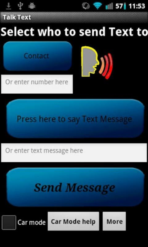 Talk Text  2 - On Sale 50% Off - screenshot