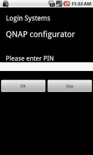 Login Systems QNAP