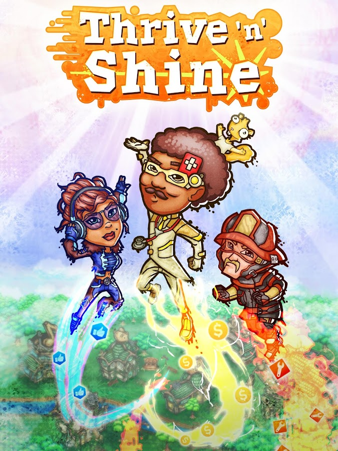 Thrive 'n' Shine - screenshot