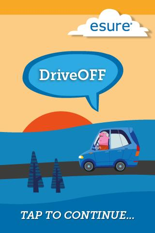 DriveOFF - screenshot