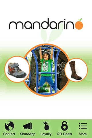 Mandarino Shoes for Kids