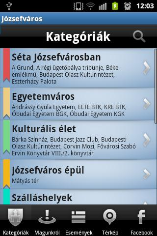 Józsefváros (Galaxy Mini) - screenshot