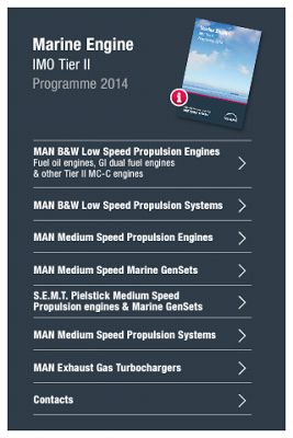Engine Programme - screenshot