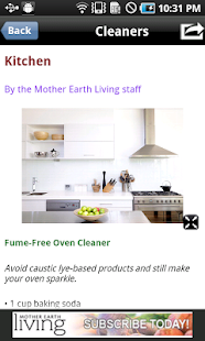Mother Earth Living - screenshot thumbnail