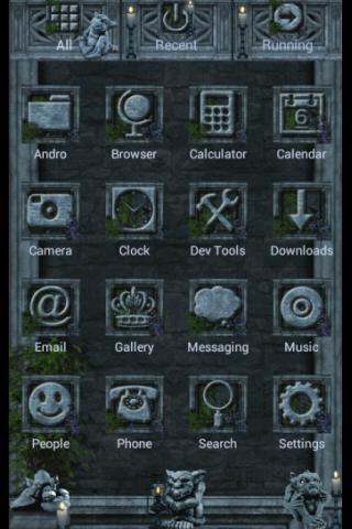 玩娛樂App|GO主題:哥特式免費|APP試玩