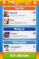 Screenshot of WordOn HD