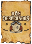 Logo of Dos Desperados Tequila Barrel Aged Lager