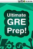 Screenshot of FREE - Ultimate GRE prep!