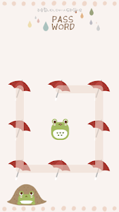 Frog in the rain protector screenshot 1