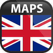 United Kingdom Maps