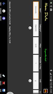 Shopping List Maker Plus screenshot