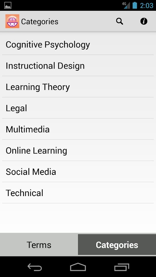 Instructional Design Guru- screenshot