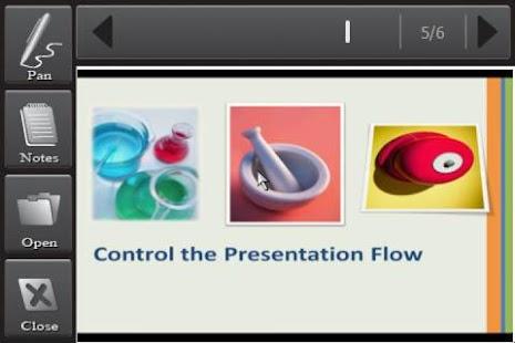 JumiPresenter- screenshot thumbnail