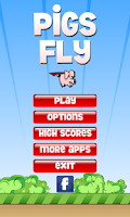 Screenshot of Pigs Fly