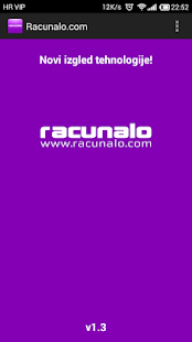 Racunalo.com- screenshot thumbnail