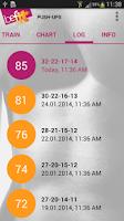 Screenshot of BeFit