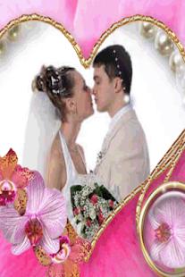Wedding Love Photo Frame - screenshot thumbnail