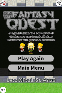 One Tap Fantasy Quest- screenshot thumbnail