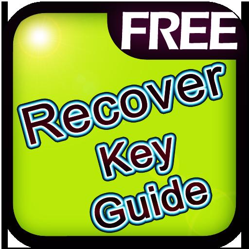 Recover Key Guide LOGO-APP點子