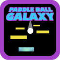 Paddle Ball Galaxy Free icon