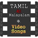 Tamil & Malayalam Video Songs icon