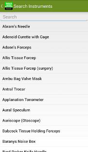 【免費醫療App】Surgical Instruments Free-APP點子