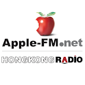Apple-FM Radio logo