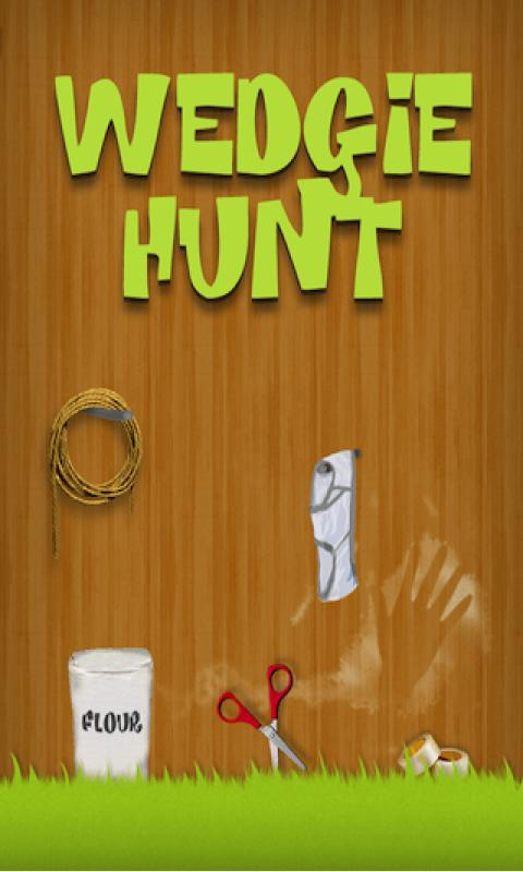 Wedgie Hunt- screenshot