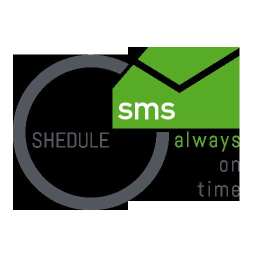 Schedule SMS LOGO-APP點子