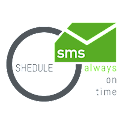 Schedule SMS icon