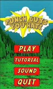 Punch Guys You Hate - screenshot thumbnail