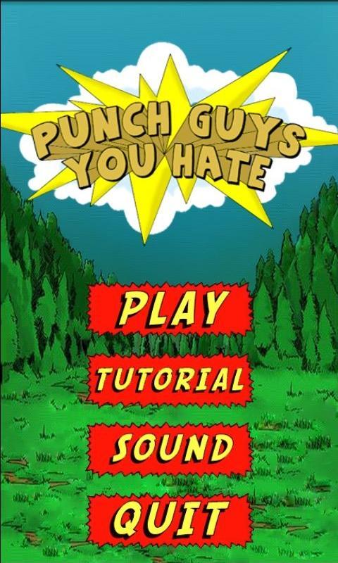Punch Guys You Hate - screenshot