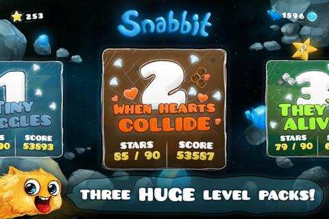 Snabbit - Snake reinvented- screenshot