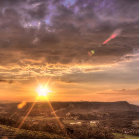 by Andi Syndrom - Landscapes Sunsets & Sunrises ( cloud, landscapes )