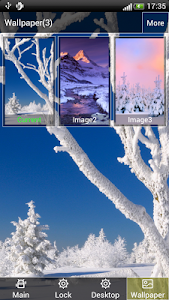 Winner Snow Lock & Wallpaper screenshot 10