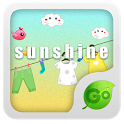 GO Keyboard Sunshine theme icon