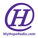 My Hope Radio logo
