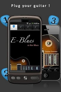 Blues Guitar: E-Blues- screenshot thumbnail