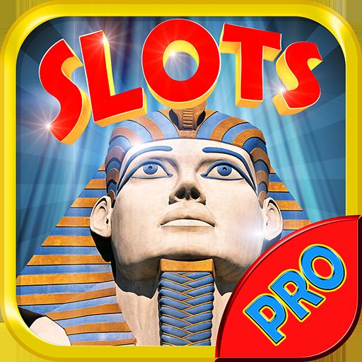 Slots Pharaoh's Pyramid Casino 博奕 App LOGO-硬是要APP