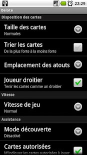 French Belote- screenshot thumbnail