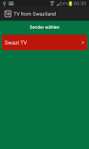 TV from Swaziland