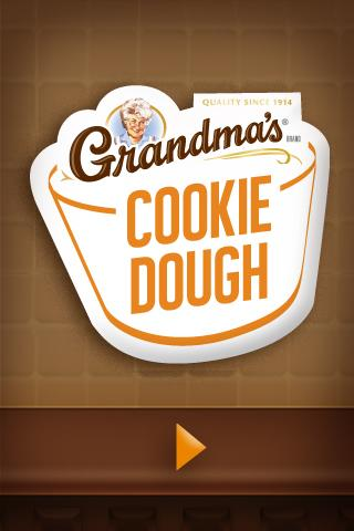 Grandma's Cookie Dough - screenshot